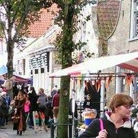 Herfst Heksen Markt