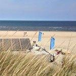 Een strandvakantie op Vlieland