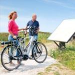 Stella fietsverhuur in De Koog op Texel
