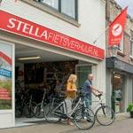 Stella fietsverhuur in Den Burg op Texel